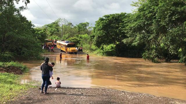 Nicaraguanisches Busabenteuer