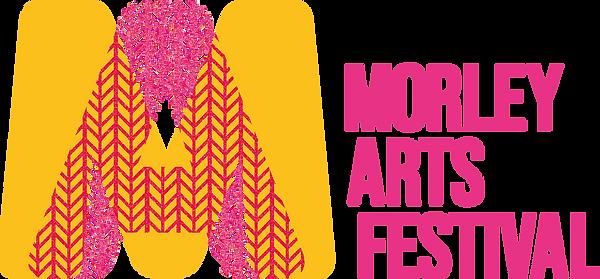 Morley Arts Festival logo