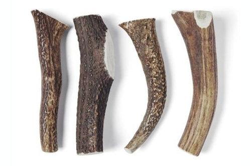 5 Elk Antler Chew Toys