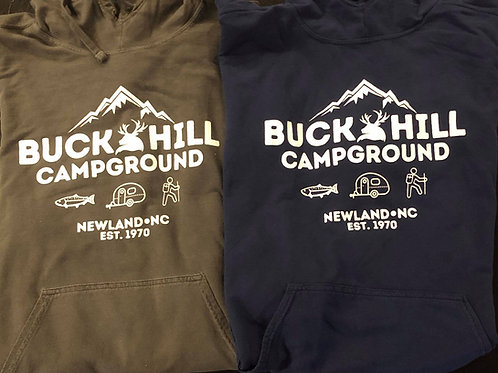 Buck Hill Hooded Pullover