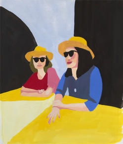Julia et Barbara