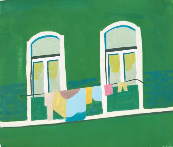 Fenêtres de Lisbonne
