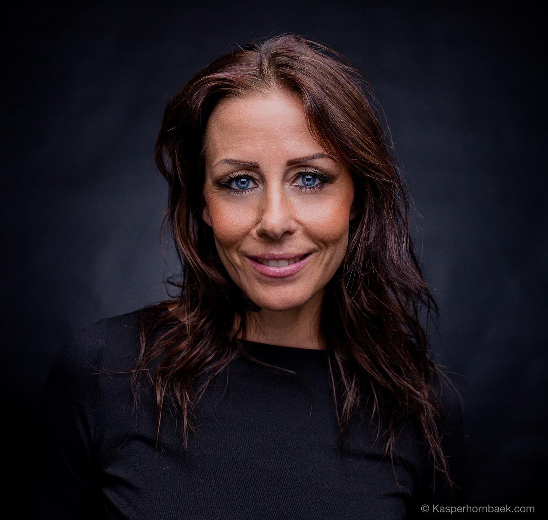 Anja Lovän Portraetfoto