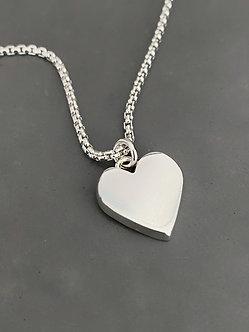 Silver Heart #9