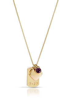 2021 Talisman Charm Necklace (custom samples)
