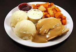 Roast Turkey Dinner - Served on Thursdays and Sundays