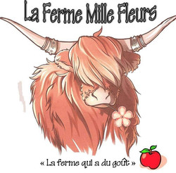 Ferme Mille Fleurs logo