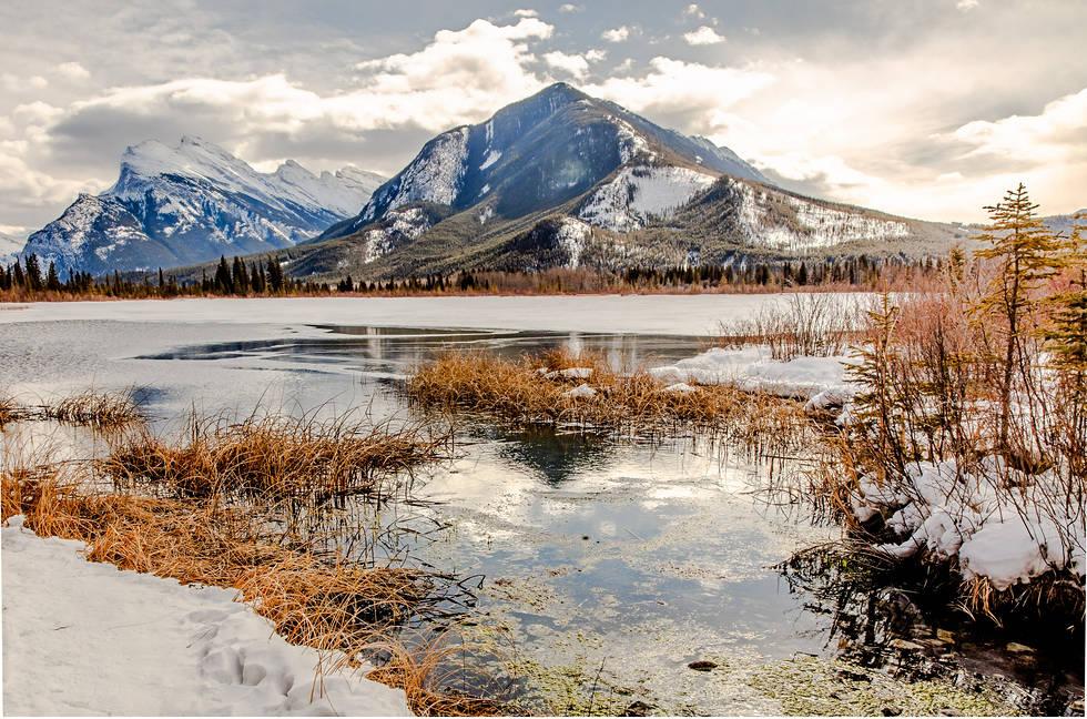 Vermilion Lakes 1