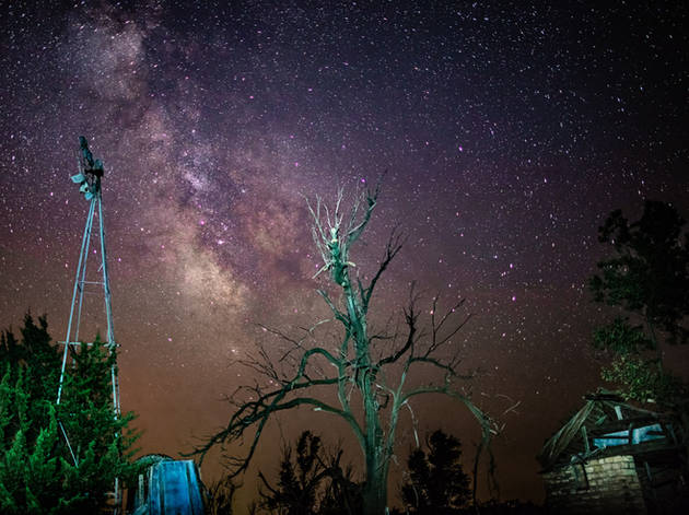 Milky Way Farmstead Ruins