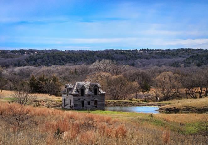 Ruin Family House
