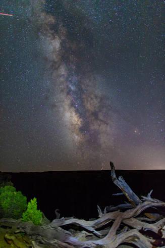 Milky Way North Rim