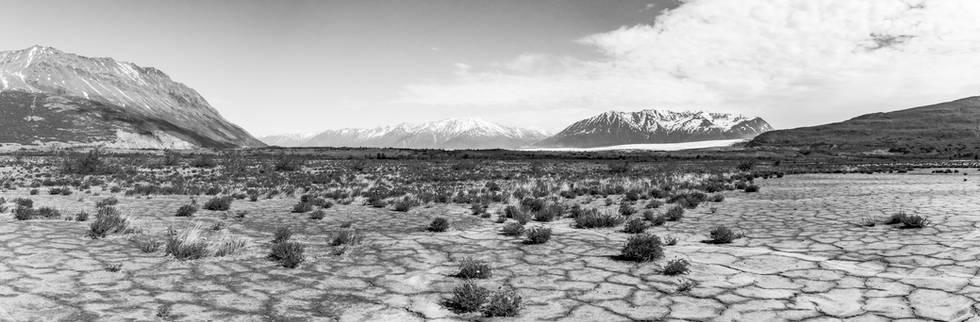 Knik Glacier airstrip