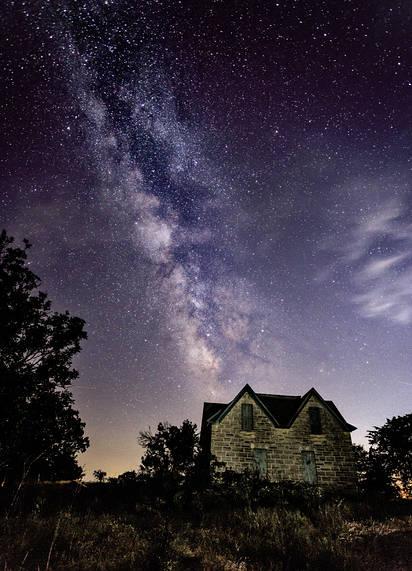 Milky Way Seven Gables House