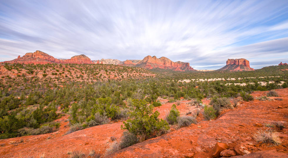 Cathedral Rock/East