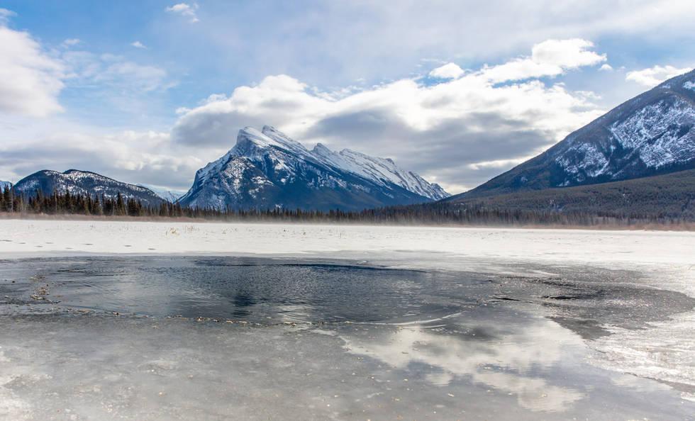 Vermilion Lakes 4