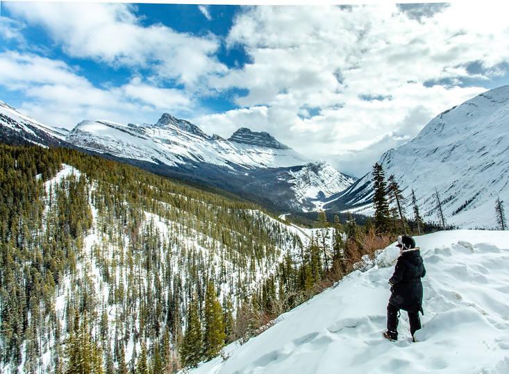 Karole and Rocky Mountains