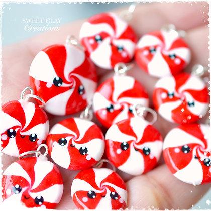 Mint Candy Kawaii Charm