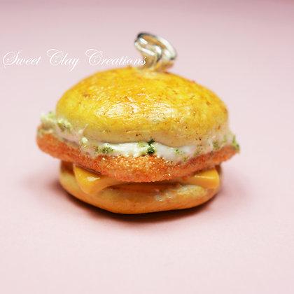 Filet o Fish Sandwich Charm