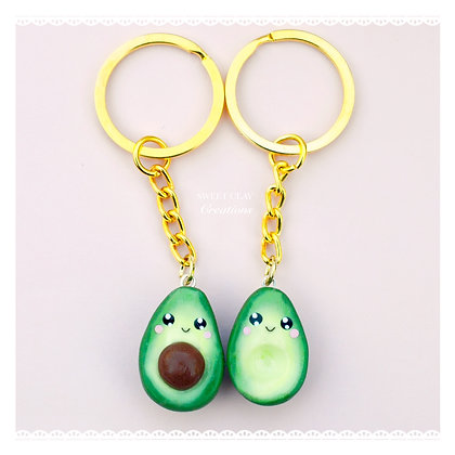 BFF Friendship Kawaii Keychain