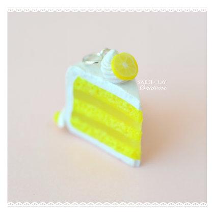 Lemon Cake Charm
