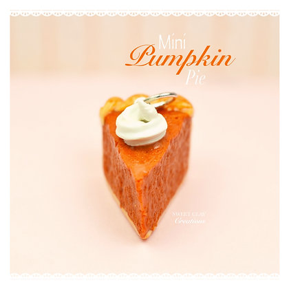 Pumpkin Pie Charm