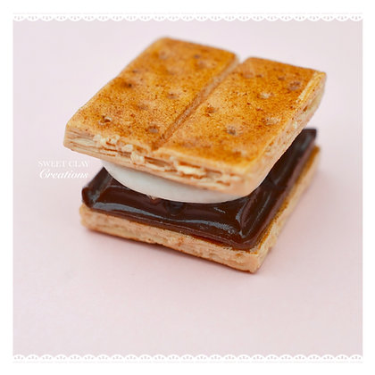 S'mores Charm