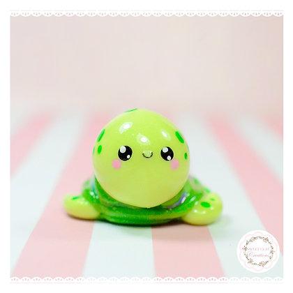 Sea Turtle Kawaii Keychain