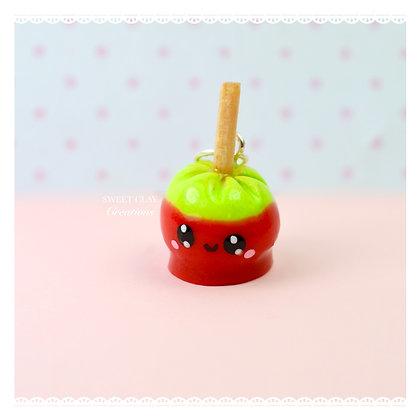 Candy apple Kawaii Charm