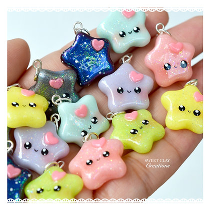 Star Kawaii Charm