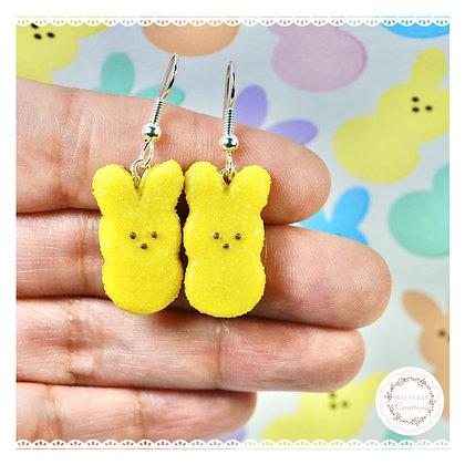 Bunny Peeps Earrings