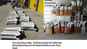 P3P Projects and the Texas Plastic Pollution Symposium
