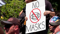 Anti-Maskers Are Hosting an Eid Prayer Event and Muslim Groups Aren't Having It