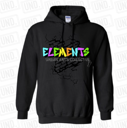 Black w: Color Logo Hoodie Front.png