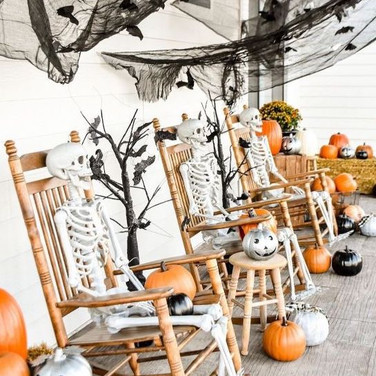 Decorating on a Budget: Halloween Home Decor Ideas