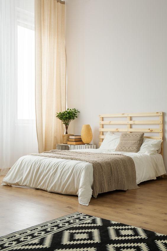 Interior Design Hacks Organize A Small Bedroom On A Budget