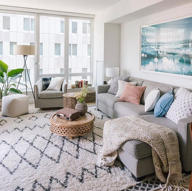 13 Tips For Damage-Free Apartment Decorating