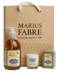 Marius Fabre Cinnamon & Orange Gift Set