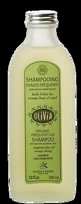 Marius Fabre Organic Olive Oil Shampoo 230ml