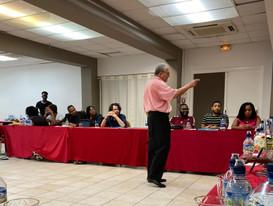 Formation des élus étudiants et représentants d'associations étudiantes