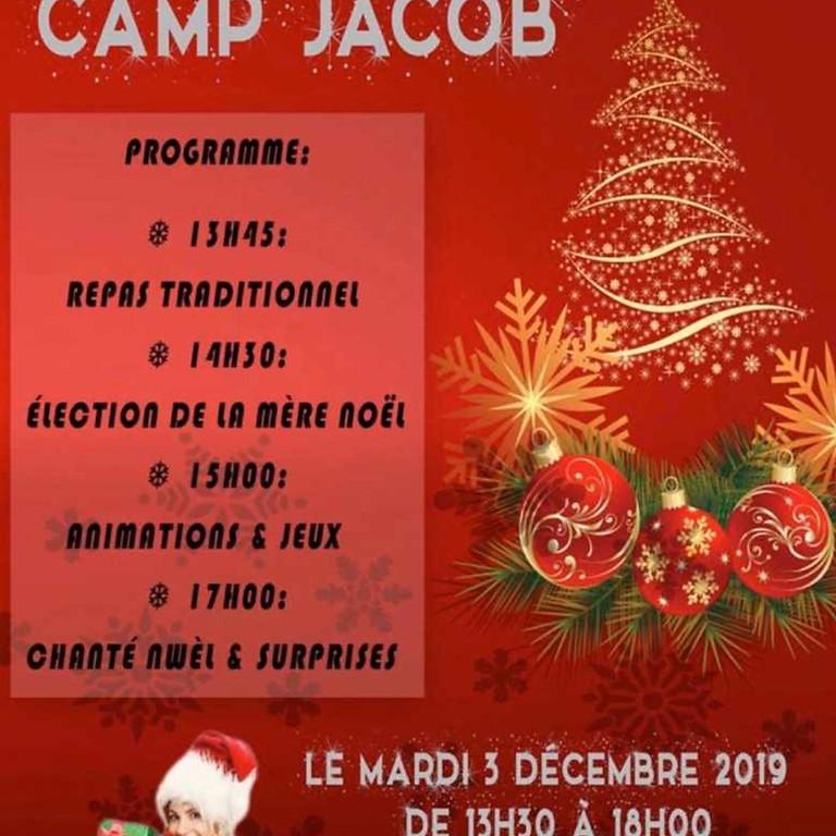 Chanté Nwel au Camp Jacob