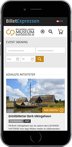 Billetsystem til Ringkøbing-Skjern Museum