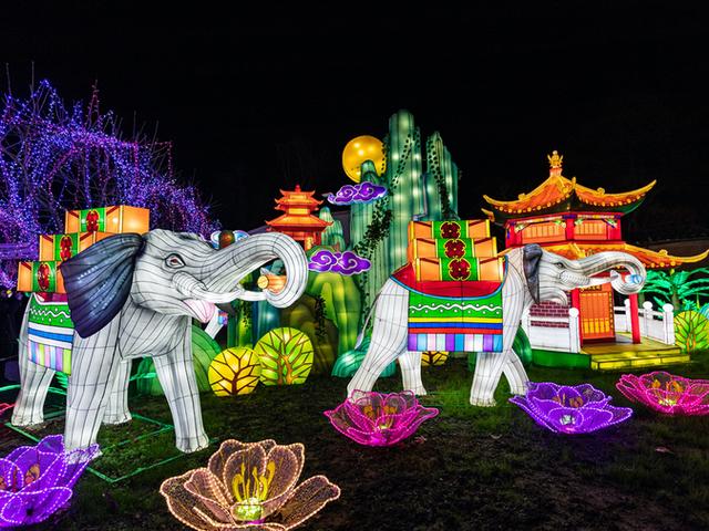 Kinesisk Lanternefestival