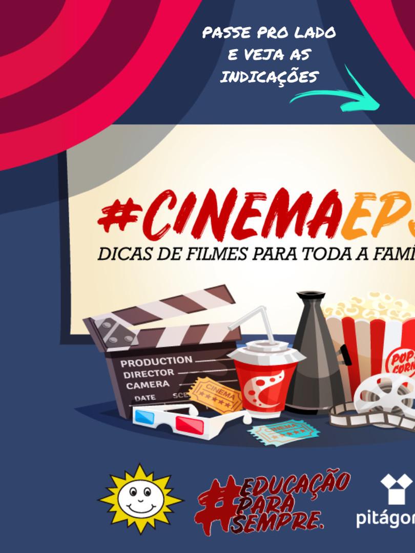 DICAS DE FILMES PARA TODA A FAMÍLIA