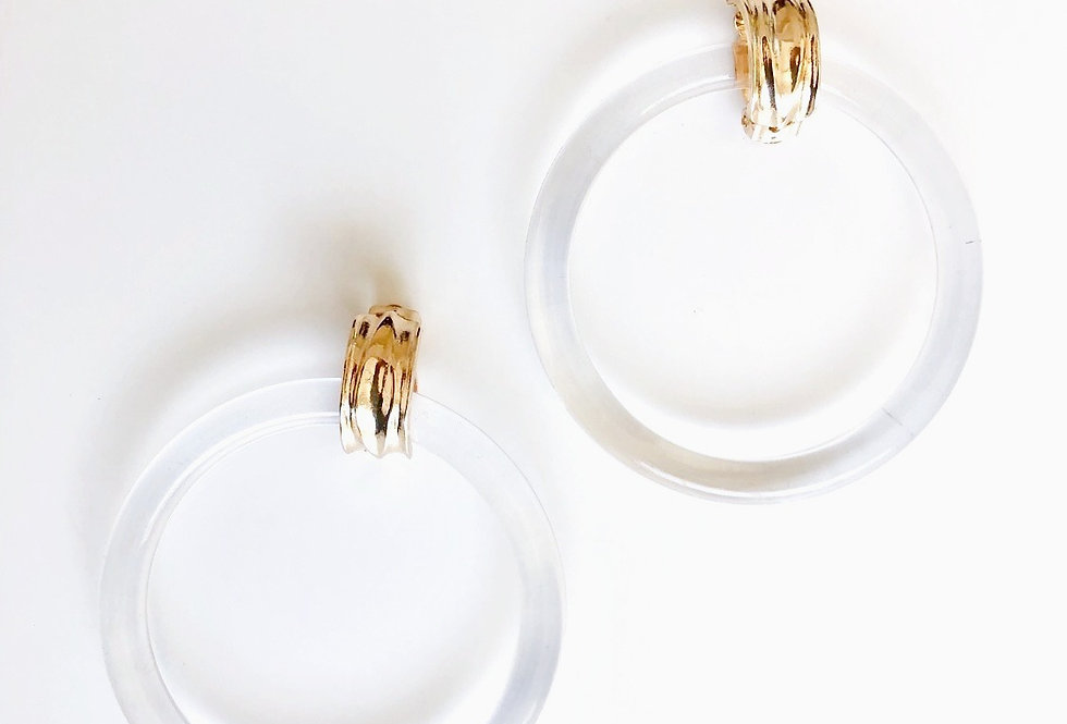 Kremlin Bell II Earrings