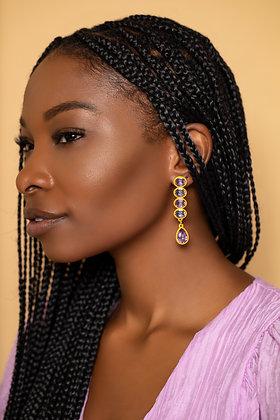 Crescent Earrings