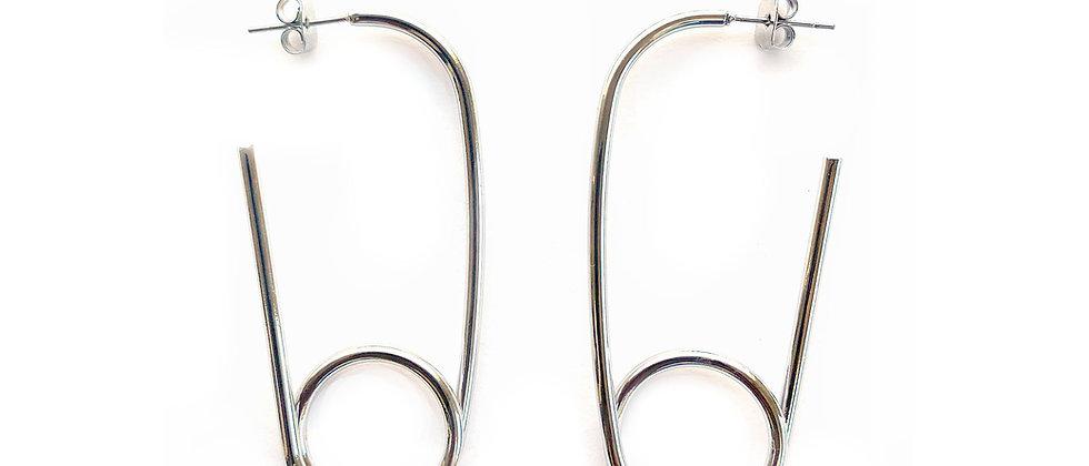 HAC  Sliver Earrings