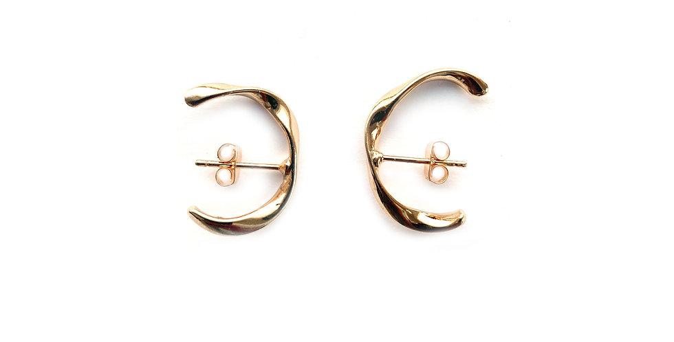 Rolex Earrings
