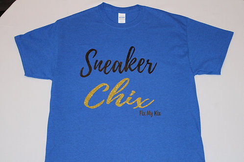 Sneaker Chix T-Shirt