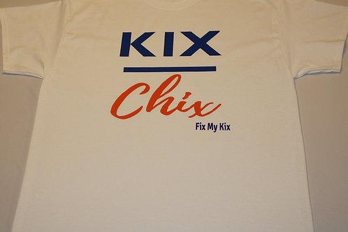 Kix over Chix T-Shirt