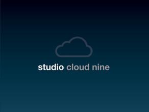 Studio Cloud Nine: How did it start?